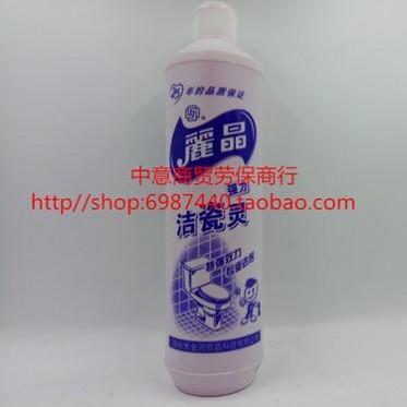 麗晶600克潔瓷靈瓷磚潔廁靈清潔劑強力去污家用廚房衛生間